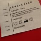 Cotton-care-label
